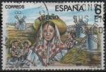 Stamps Spain -  Maestros d´l´Zarzuela