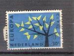 Sellos de Europa - Holanda -  Europa Cept Y759