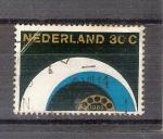 Sellos de Europa - Holanda -  automatización telefónica Y754