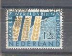 Sellos de Europa - Holanda -  campaña mundial contra el hambre Y768