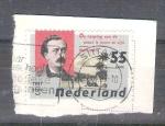 Sellos de Europa - Holanda -  RESERVADO CHALS literatura holandesa Y1283