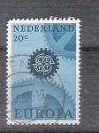 Sellos de Europa - Holanda -  Europa Cept Y850