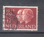 Sellos de Europa - Holanda -  reyes holanda Y745