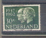 Sellos de Europa - Holanda -  reyes holanda Y746