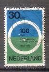 Sellos de Europa - Holanda -  cent 1º conferencia postal Y743