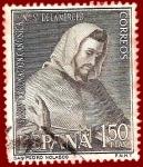 Stamps Spain -  Edifil 1524 Coronación Ntra. Sra. de la Merced 1,50