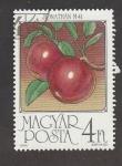 Sellos de Europa - Hungría -  Manzanas