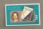 Stamps Asia - Thailand -  Escritores Contemporaneos Tailandeses