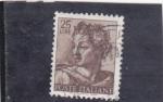 Sellos de Europa - Italia -  .prof. isaias