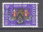 Sellos de Europa - Bélgica -  Milenario de Oostende Y1285