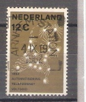 Sellos de Europa - Holanda -  automatización telefónica Y753