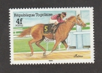Stamps Togo -  Prueba hípica