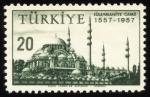 Stamps Asia - Turkey -  TURQUÍA: Zonas históricas de Estambul