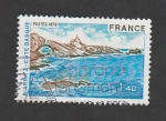Stamps France -  Biarritz