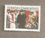 Sellos de Asia - Turquía -  Kemal Atarturk