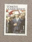 Stamps Turkey -  Kemal Atarturk