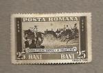 Stamps Romania -  Principe Carlos I en Calatorie