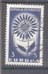 Stamps : Europe : Austria :  RESERVADP Europa Y1010
