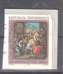 Sellos de Europa - Austria -  Navidad Y1772