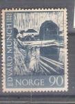 Sellos del Mundo : Europa : Noruega : RESERVADO CHALS Edward Munch Y468