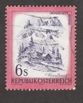 Stamps Austria -  Cabañas en Lindauer en Rätikon