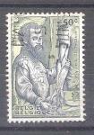 Sellos de Europa - Bélgica -  anatomista andre vesale Y1281
