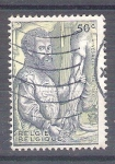 Stamps : Europe : Belgium :  RESERVADO HECTOR anatomista andre vesale Y1281
