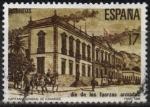 Sellos de Europa - España -  Dia d´l´Fuerzas Armadas
