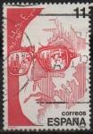 Stamps Spain -  Salvador Espriul