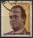 Sellos de Europa - España -  50º aniversario dl´Natalicio d´S.S.M.M. l´Reyes d´España