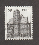 Stamps Ireland -  Catedral
