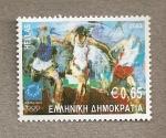 Sellos del Mundo : Europa : Grecia : Juegos Olimpicos Atenas 2004