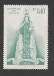Sellos de America - Chile -  Virgen con Niño