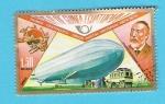 Stamps Equatorial Guinea -  PRIMER  CENTENARIO  UNION  POSTAL  UNIVERSAL  1874 -- 1974