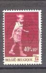 Sellos del Mundo : Europa : Bélgica :  RESERVADO Principe felipe cent.cruz roja int. Y1262