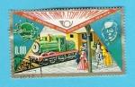 Stamps : Africa : Equatorial_Guinea :  PRIMER  CENTENARIOUNIONPOSTAL  UNIVERSAL  1874 -- 1974