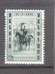 Sellos del Mundo : Europa : Bélgica : RESERVADO CHALS 125 aniversario Leopoldo I Y1020
