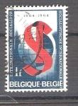 Sellos de Europa - Bélgica -  Interrnacional Socialista Y1291