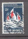 Sellos de Europa - Bélgica -  Interrnacional Socialista Y1292