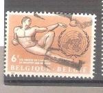 Stamps : Europe : Belgium :  RESERVADO CHALS Derechos dell hombre Y1231