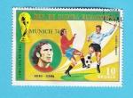 Stamps : Africa : Equatorial_Guinea :  MUNICH  74   ASENSI