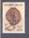 Sellos del Mundo : Europa : Bélgica :  RESERVADO JAVIER AVILA Día del sello Y1175