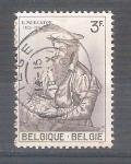 Sellos de Europa - Bélgica -  450 aniversario de Mercator Y1213