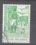Sellos del Mundo : Europa : Bélgica : RESERVADO MANUEL BRIONES Día del sello Y1238