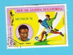 Sellos del Mundo : Africa : Guinea_Ecuatorial : MUNICH  74   TRESOR