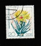 Sellos de Europa - Alemania -  Flor Leuchfenbergia principis