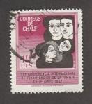 Stamps Chile -  VIII Conferencia Internacional de planificación familiar