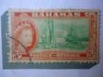 Stamps Bahamas -  Tuna Fishing - Pesca de Atúm- Poste Revenue