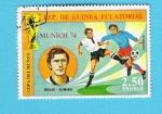 Stamps : Africa : Equatorial_Guinea :  MUNICH  74  MULLER