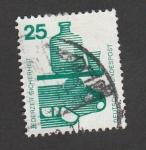 Stamps Germany -  Seguridad en todo momento